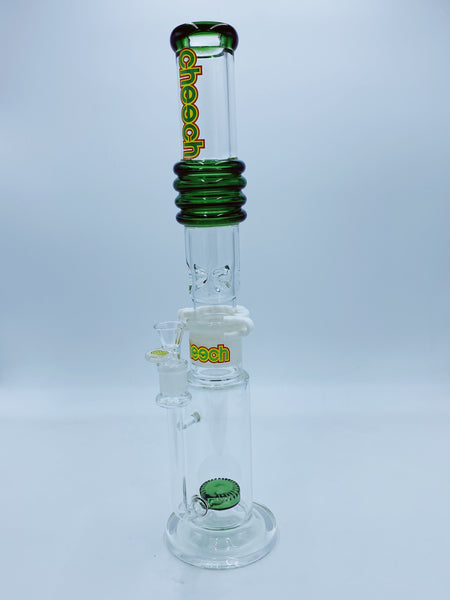 Cheech Glass Puck Percolator Build A Bong