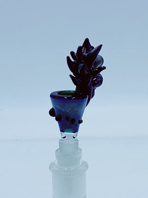 Tear E Cactus Bowl - Smoke Country - Land of the artistic glass blown bongs