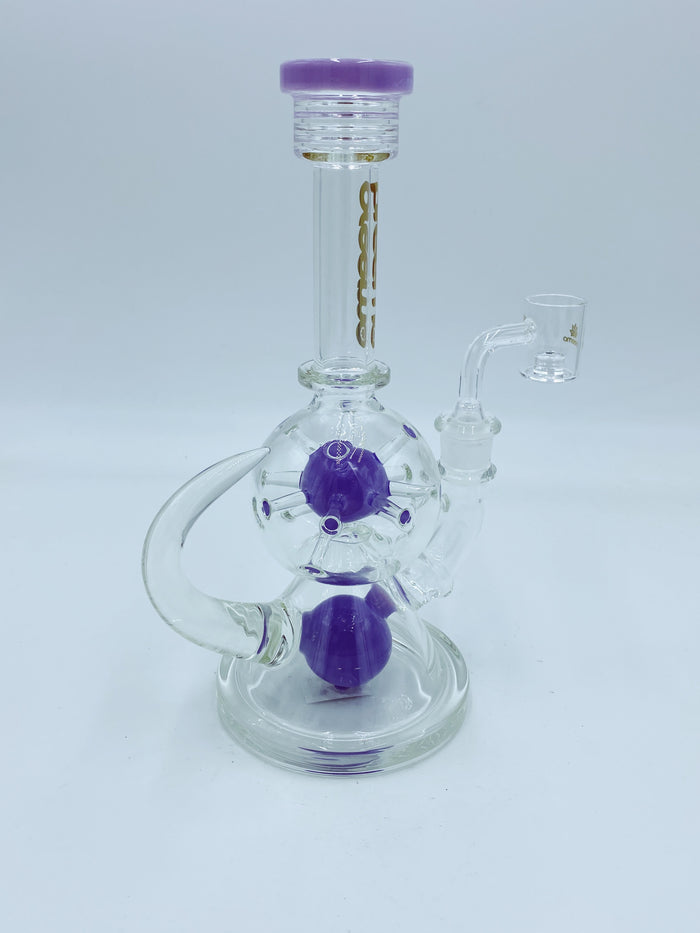 Preemo Glass Maze Percolator Rig