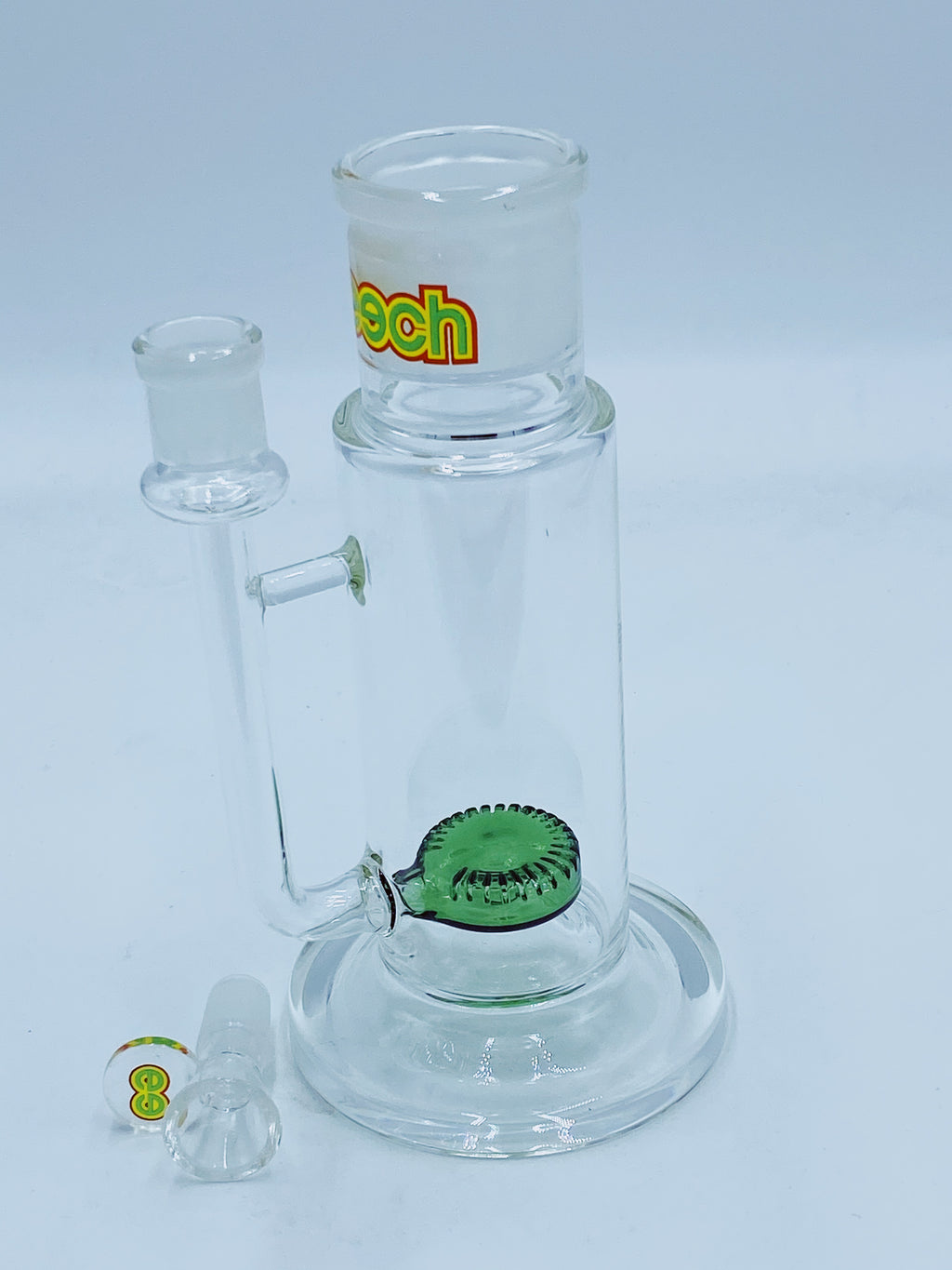 CHEECH GLASS PUCK BASE QUAD FREEZABLE COIL SET - Smoke Country - Land of the artistic glass blown bongs