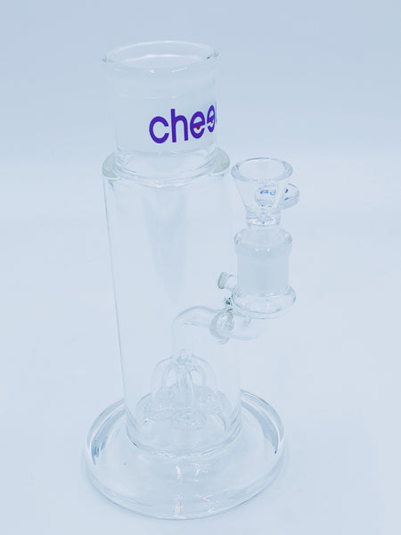 Cheech Glass Quad Shower Head Base