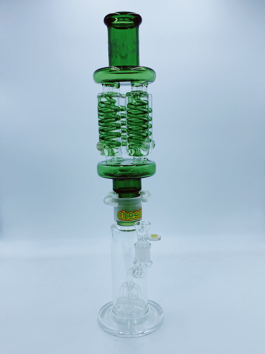 CHEECH GLASS QUAD TO QUAD BUILD A BONG SET - Smoke Country - Land of the artistic glass blown bongs