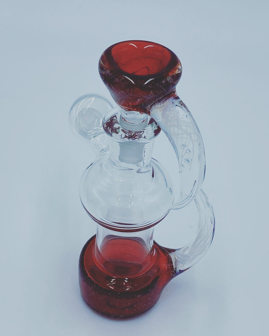 Kobb Glass 14mm Dry Ash Catcher