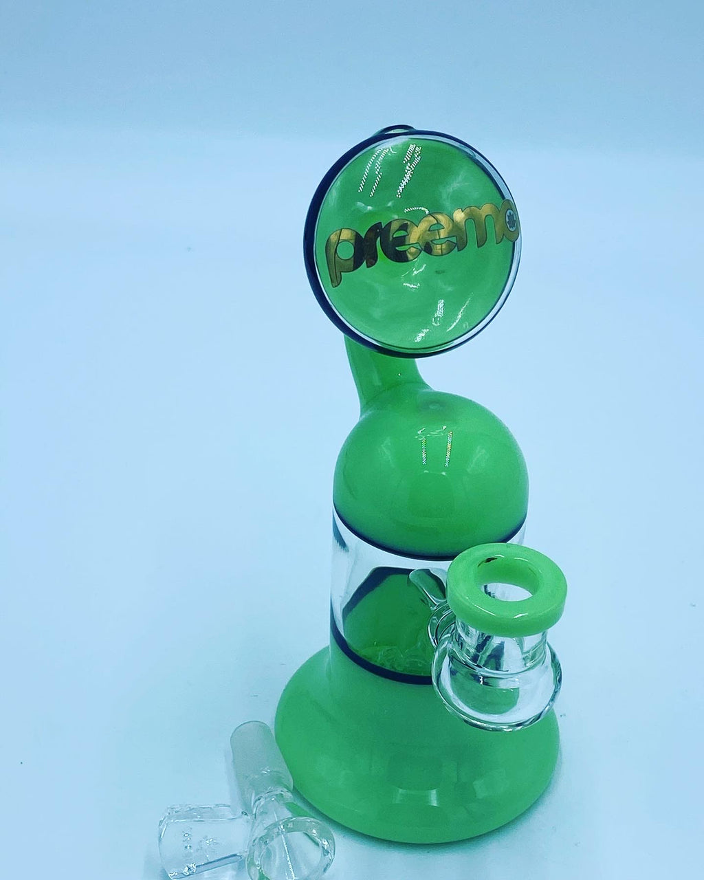 Preemo Glass Slime Upside Car Percolator