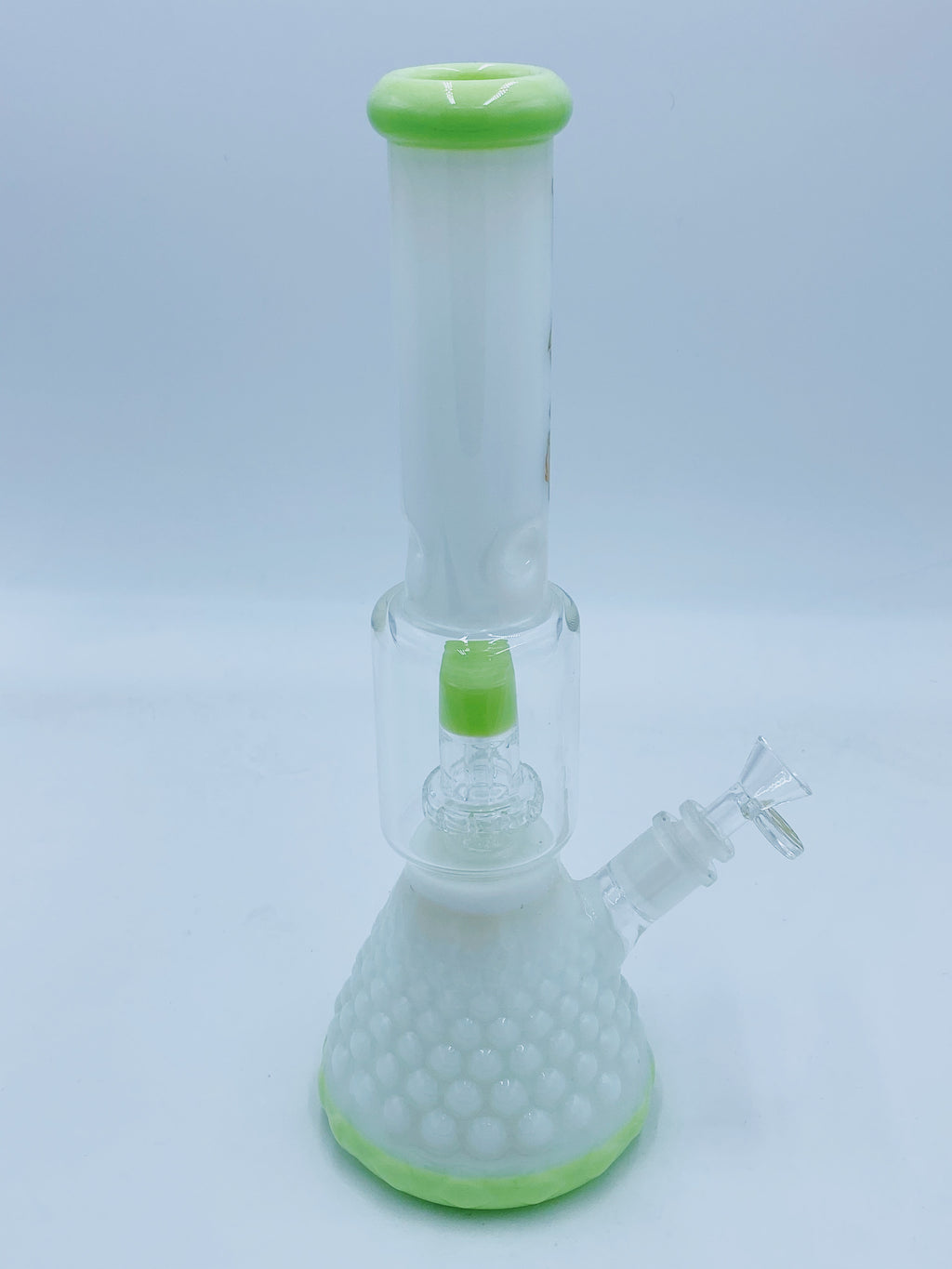 HAZE GLASS SHOWER HEAD PERCOLATOR - Smoke Country - Land of the artistic glass blown bongs