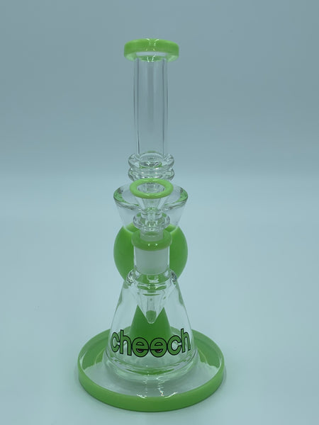 Cheech Glass Slime Cap Percolator