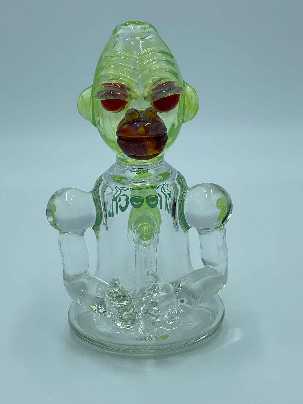 Cheech Glass Gorilla Percolator - Smoke Country - Land of the artistic glass blown bongs