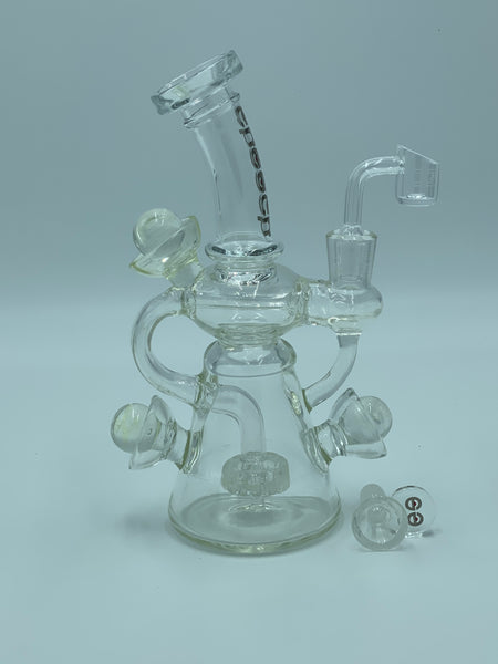 Cheech Glass Full Uv Klein Recycler
