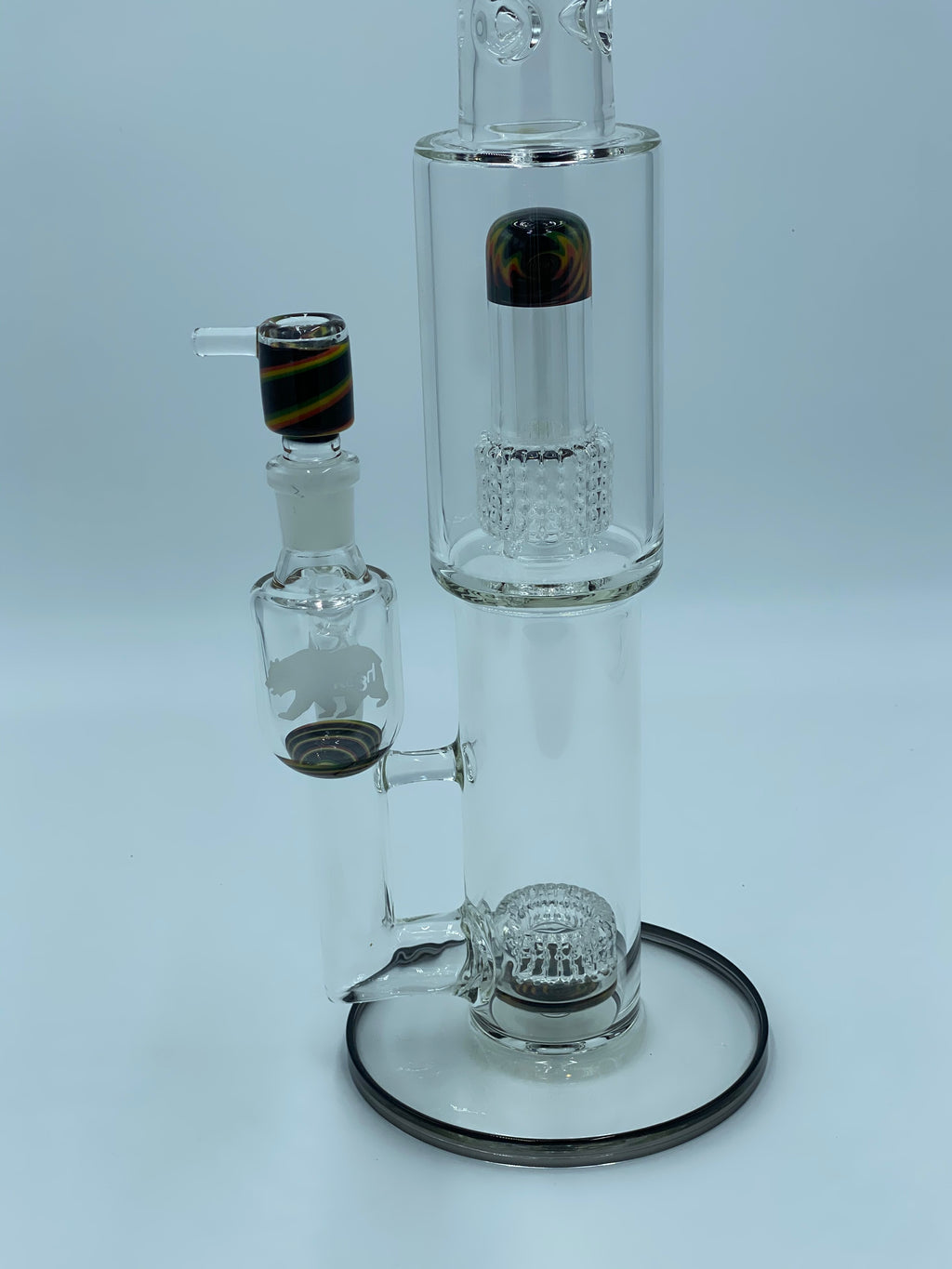 Kush Scientific Type 5 Set Glass Bong Kush Scientific- Smoke Country - Land of the artistic glass blown bongs