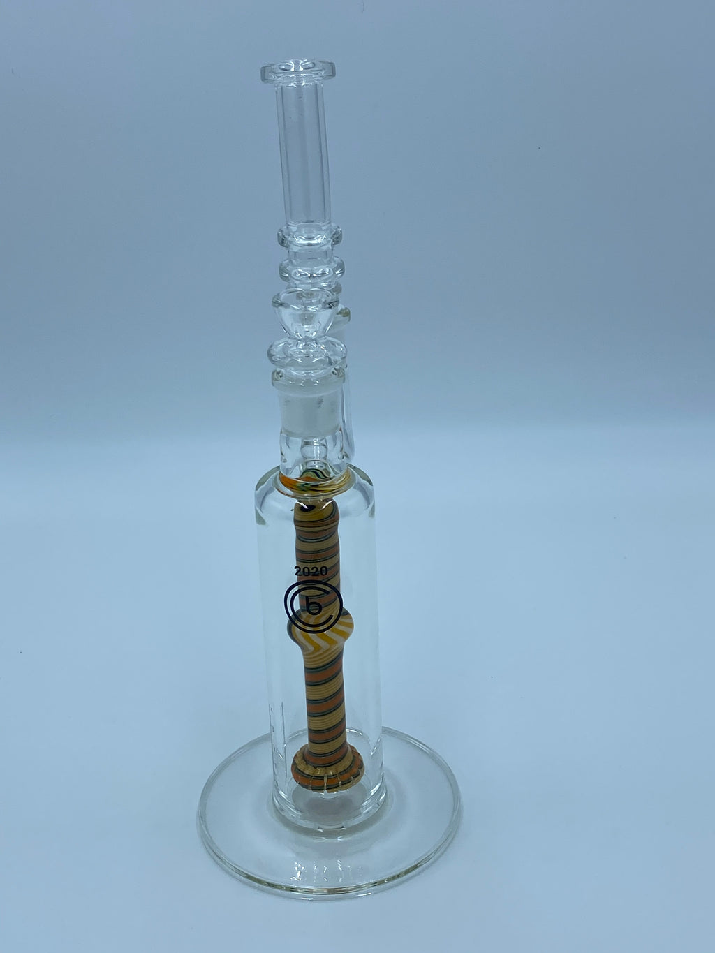 BC 2020 BUBBLER TYPE 1 - Smoke Country - Land of the artistic glass blown bongs