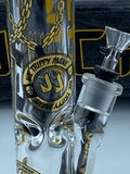 JUICY JAY 24K GOLD STRAIGHT TUBE - Smoke Country - Land of the artistic glass blown bongs