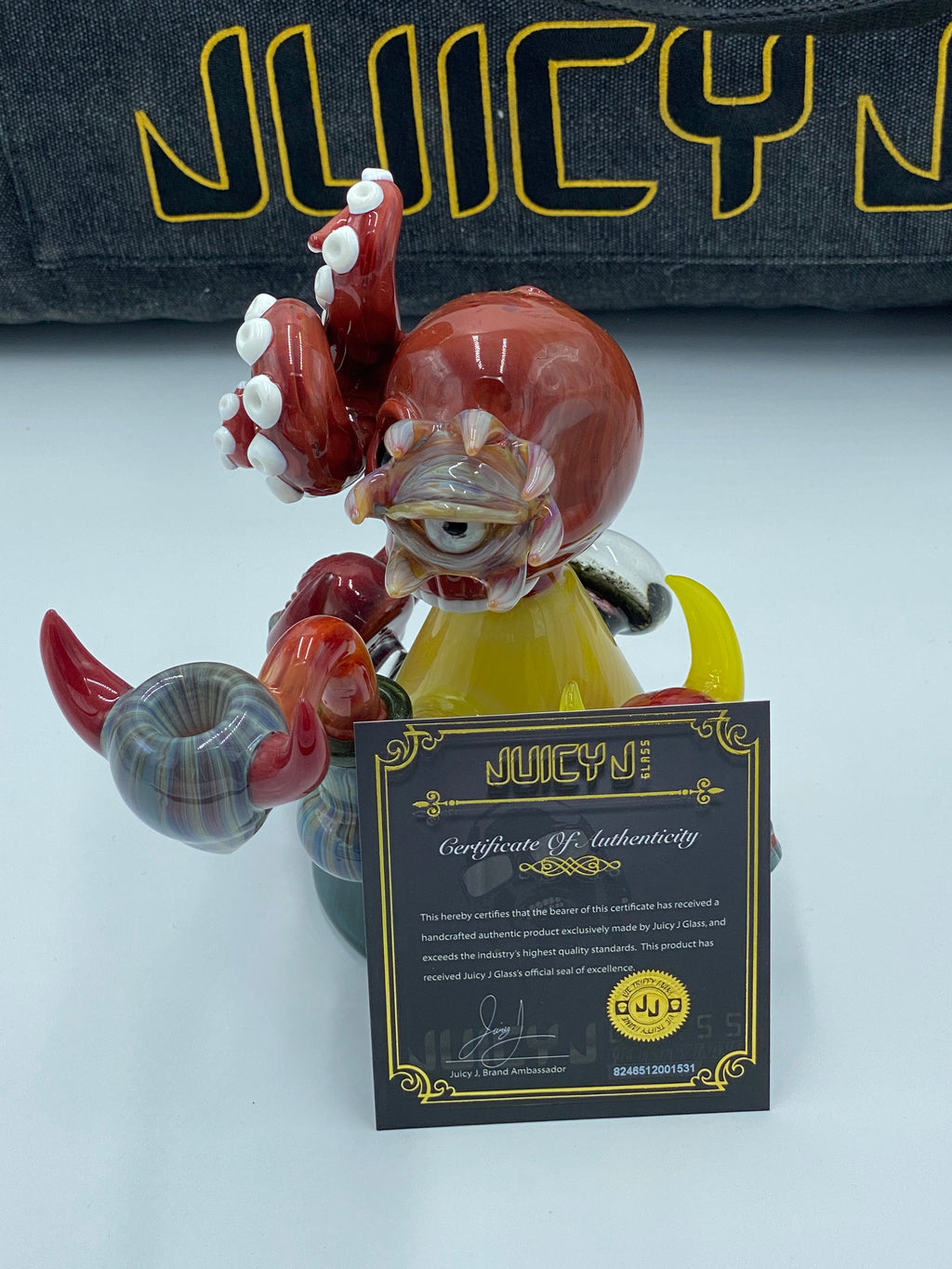 JUICY JAY MONSTER RIG - Smoke Country - Land of the artistic glass blown bongs