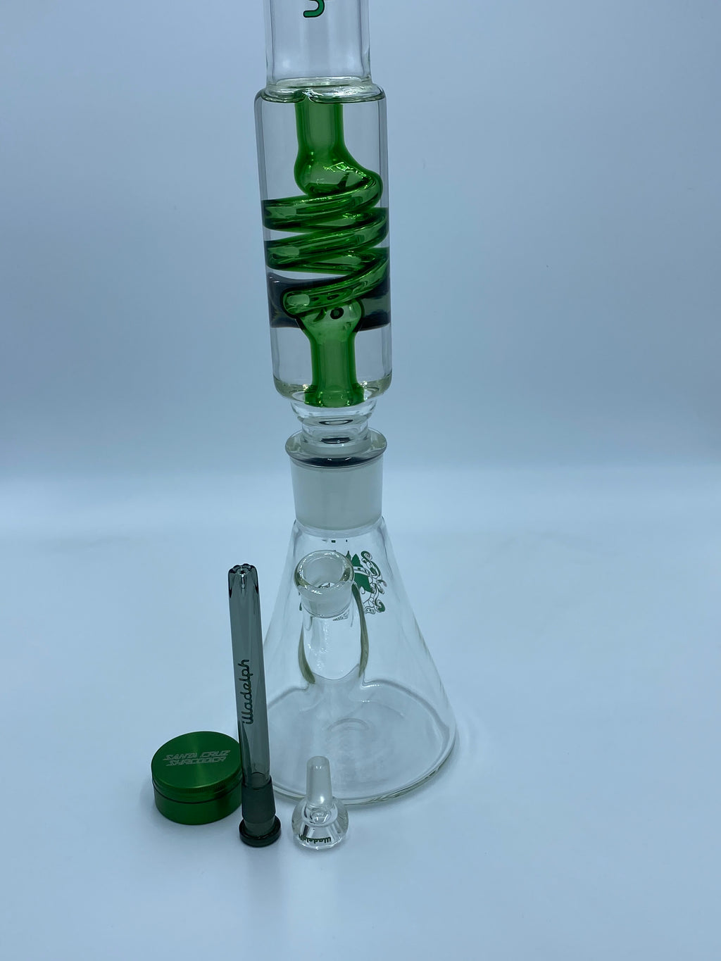 ILLADELPH FREEZABLE COIL - Smoke Country - Land of the artistic glass blown bongs