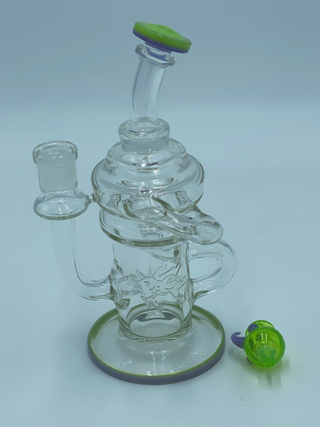 Pag Color Lip Recycler Rig