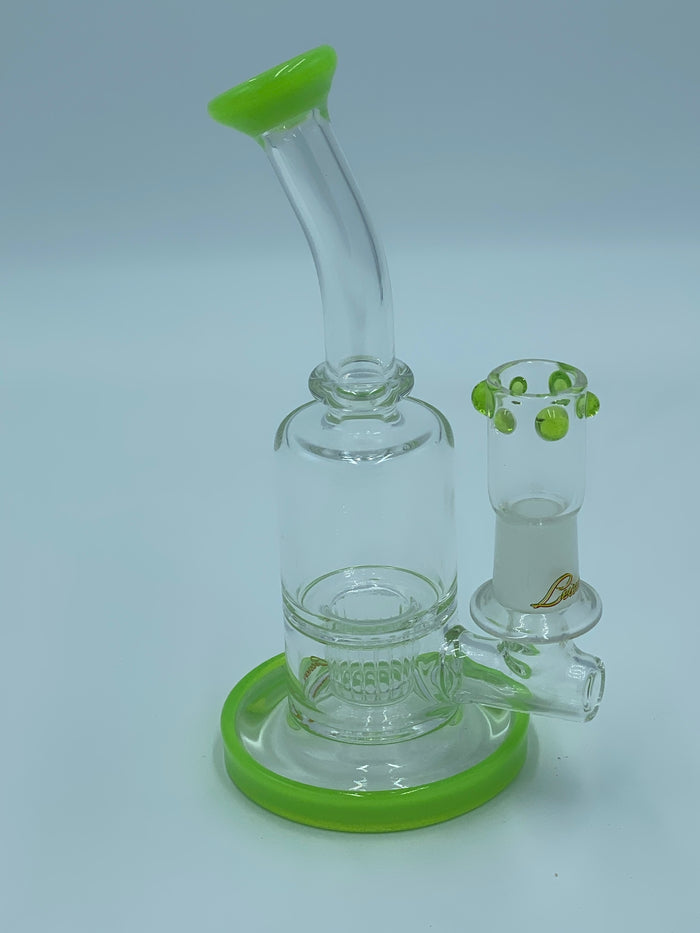 LEISURE GLASS SLIME RIG - Smoke Country - Land of the artistic glass blown bongs