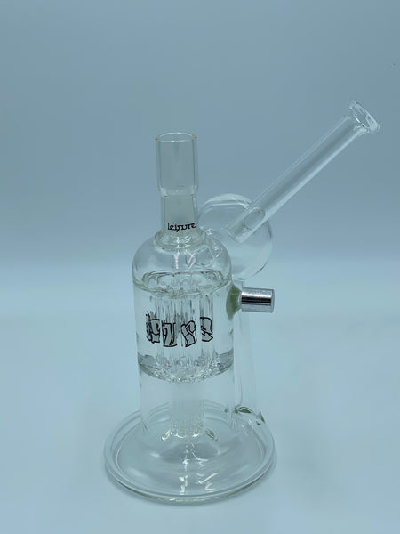 Leisure Glass Freezable Coil Rig
