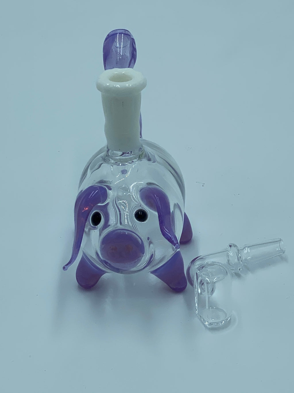 KOBB GLASS PIG RIG - Smoke Country - Land of the artistic glass blown bongs