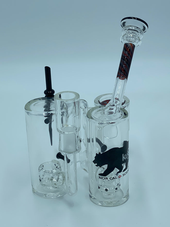 KUSH SCIENTIFIC DAB STATION - Smoke Country - Land of the artistic glass blown bongs