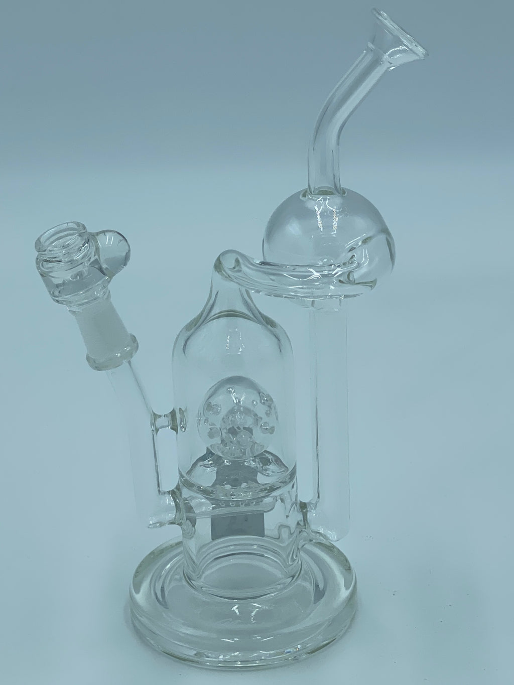 PURE GLASS RECYCLER - Smoke Country - Land of the artistic glass blown bongs
