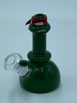 BOSE GLASS NINJA TURTLE RIG - Smoke Country - Land of the artistic glass blown bongs