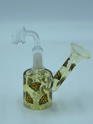 RED EYE DIAMOND RIG - Smoke Country - Land of the artistic glass blown bongs