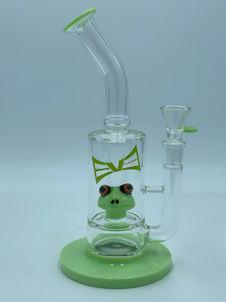 Evolution Glass Slime Kermit Percolator