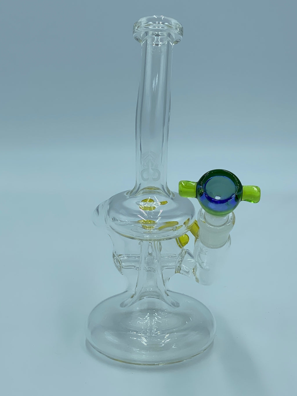 BRIAN RICH RECYCLER RIG - Smoke Country - Land of the artistic glass blown bongs