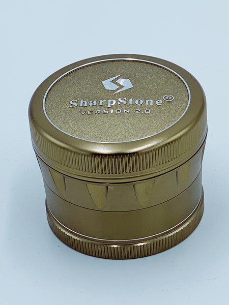 Sharp Stone Large Bronze 2.0 Grinder