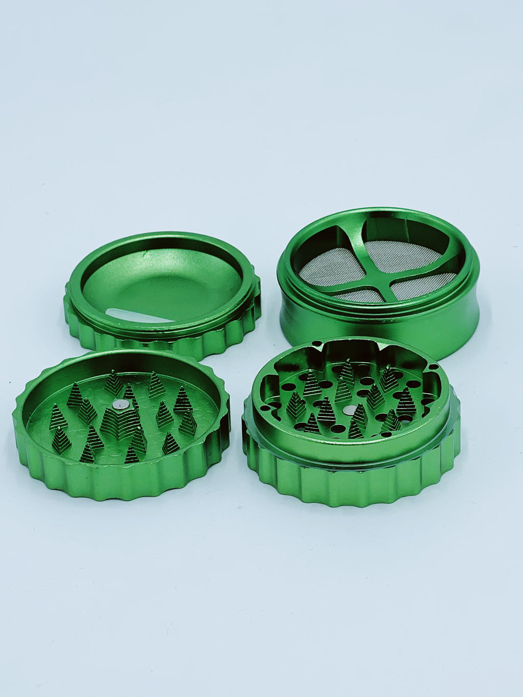 CHEECH GREEN GRINDER - Smoke Country - Land of the artistic glass blown bongs