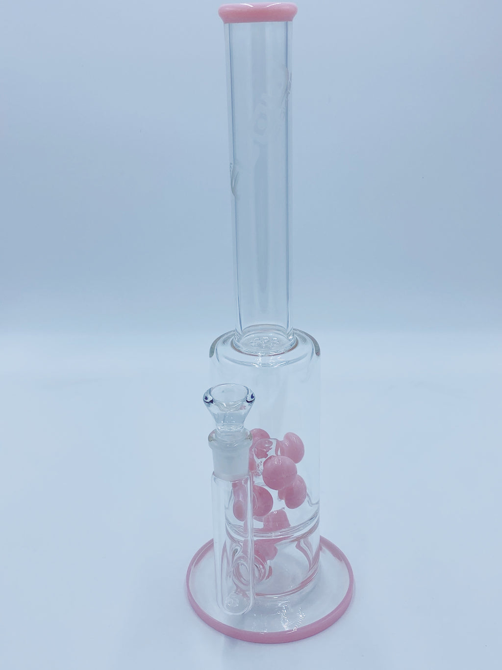 JM FLOW STEMLINE TO CLUSTER PERCOLATOR - Smoke Country - Land of the artistic glass blown bongs
