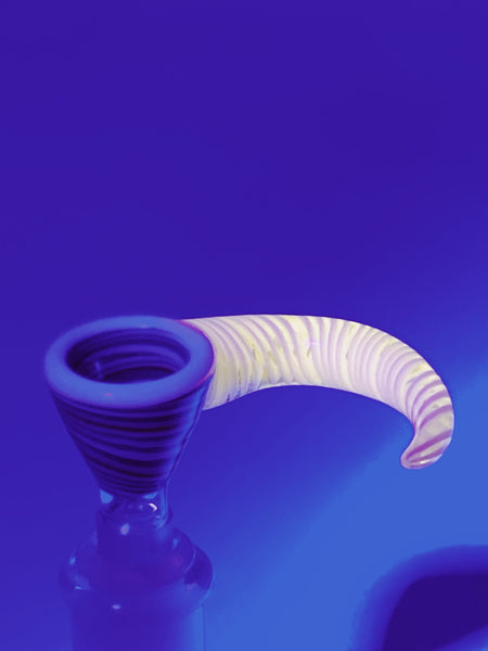 Boroslave 14Mm Uv Handle Bowl