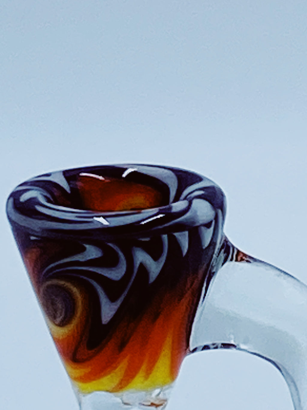 KOBB GLASS 14MM UV FIRE BOWL - Smoke Country - Land of the artistic glass blown bongs