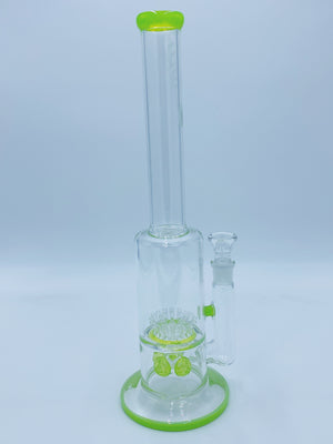 JM FLOW SLIME SPRINKLER PERCOLATOR - Smoke Country - Land of the artistic glass blown bongs