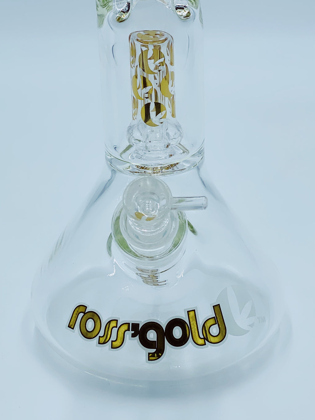 ROSS GOLD PERCOLATOR - Smoke Country - Land of the artistic glass blown bongs