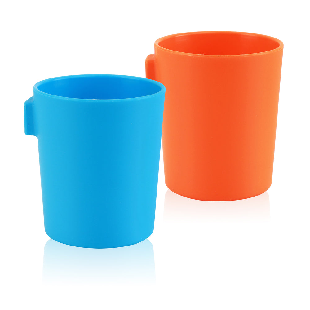 EZCUP Magnetic Hanging Fridge Cups - 2 Pack