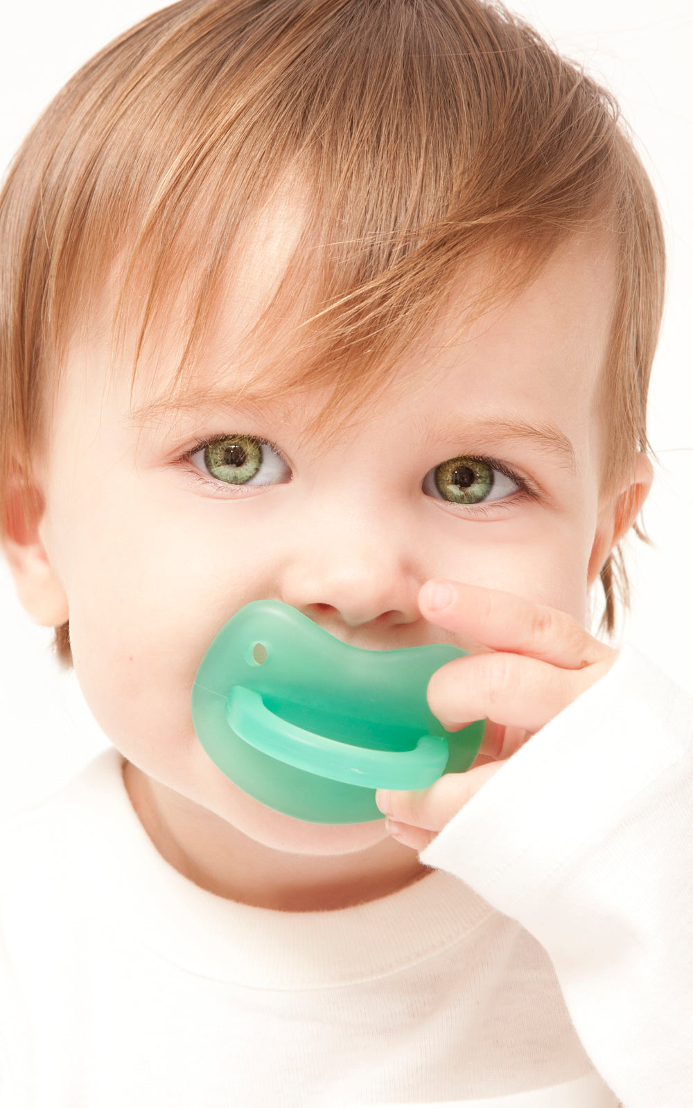 Molar Muncher - Hands free teether - Made in USA - Soothes entire gum line