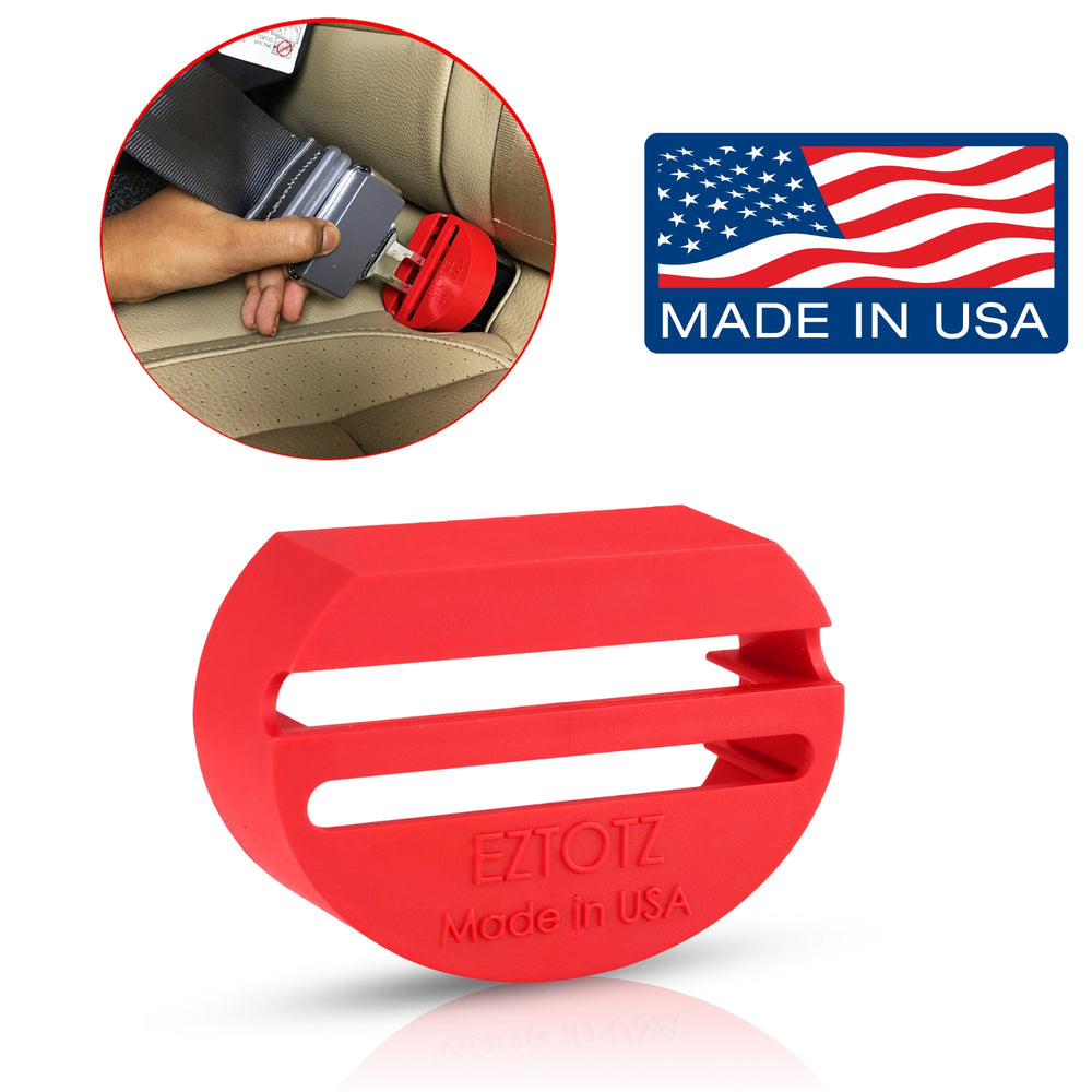 BuckleShield Seatbelt Buckle Cover | Help Prevent Accidental Unbuckling