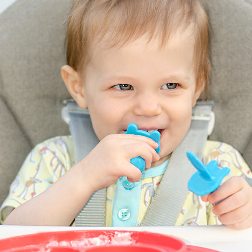 Baby and toddler utensils made in USA