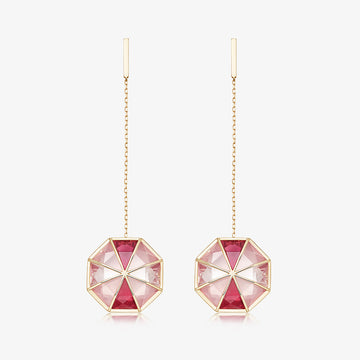 ROSE AURA EARRINGS