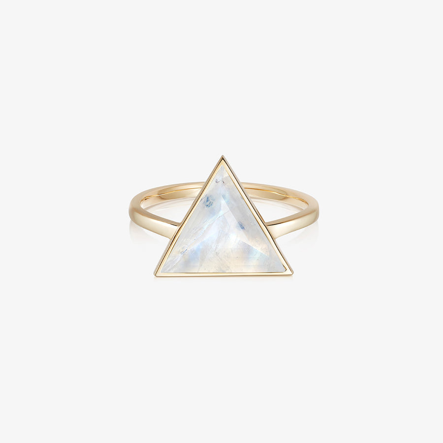 MOONSTONE ULTIMATE GUARDIAN RING GOLD (LARGE)
