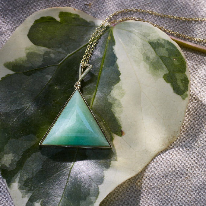JADE ULTIMATE GUARDIAN PENDANT GOLD (LARGE)