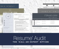 Resume' Audit