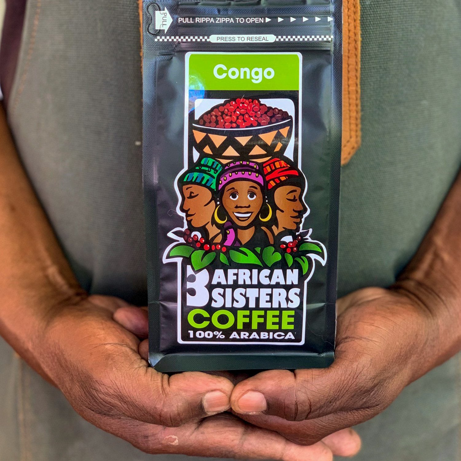Single Origin - Congo Coffee