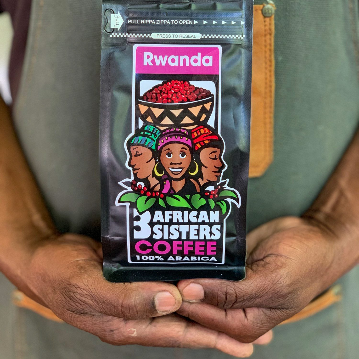 Single Origin - Rwanda Coffee