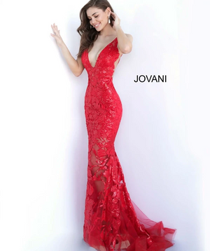 Jaw Dropping in Jovani
