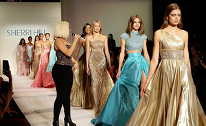 Sherri Hill at NYFW