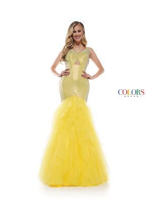 Colors 2377 dresses are available in the following colors: Blush, Mint, Yellow. $416 is the Formal Approach best price guarantee