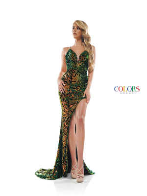 Colors 2380 dresses are available in the following colors: Deep Green, Purple, Royal. $306 is the Formal Approach best price guarantee