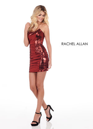 Rachel Allan 4115 prom dress images.  Rachel Allan 4115 is available in these colors: Burgundy,Royal.