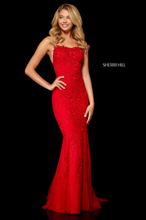 Sherri Hill 52338 Dress